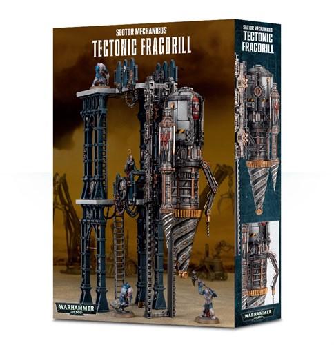 Tectonic Fragdrill Warhammer 40000 - фото 94628
