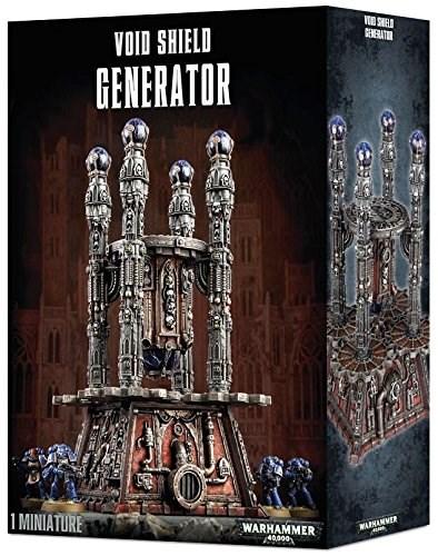 Генератор Пустотного Щита (Void Shield Generator) - фото 94654