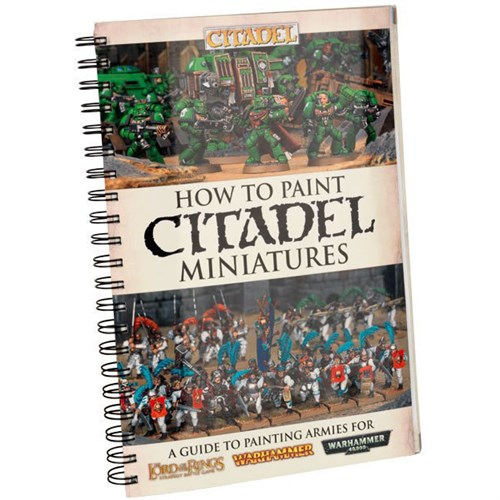 How To Paint Citadel Miniatures English - фото 94665
