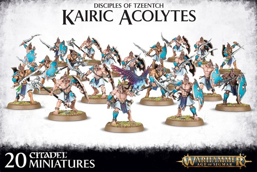 Tzeentch Arcanites Kairic Acolytes - фото 94705