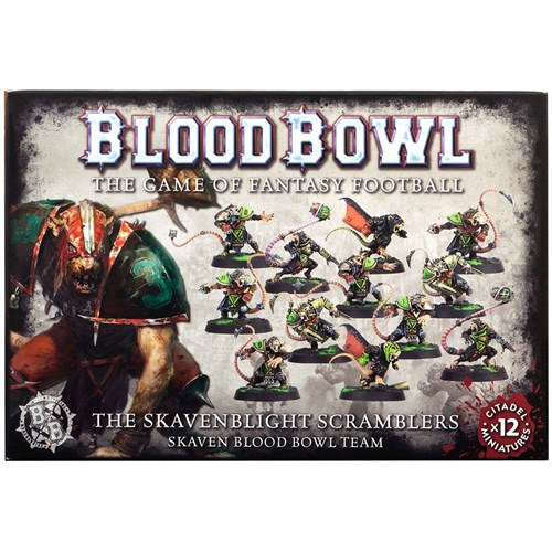 Blood Bowl: The Skavenblight Scramblers - фото 94709