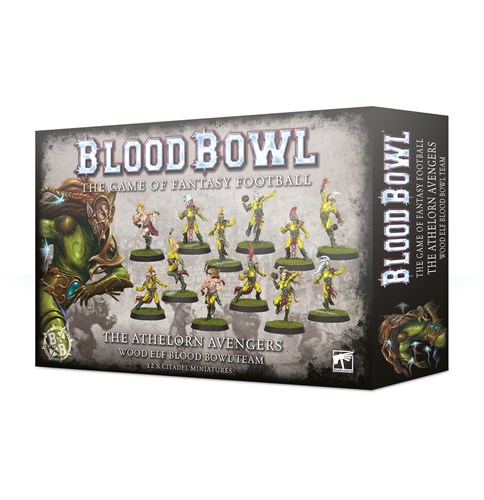 Blood Bowl: The Athelorn Avengers - фото 94710