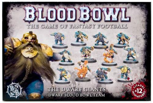 The Dwarf Giants Blood Bowl Team - фото 94712