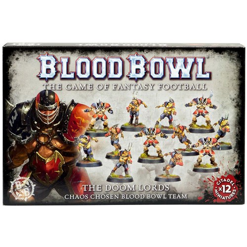 Blood Bowl: The Doom Lords - фото 94753