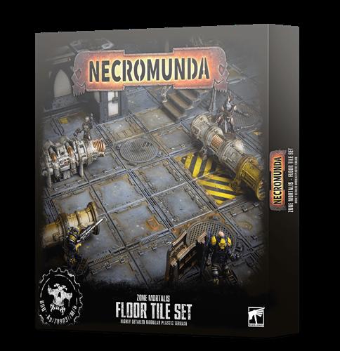 Zone Mortalis: Floor Tile Set - фото 94786