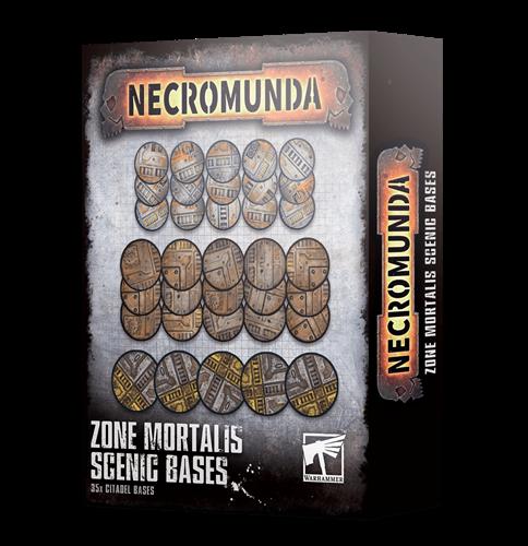 Zone Mortalis: Bases Set - фото 94787