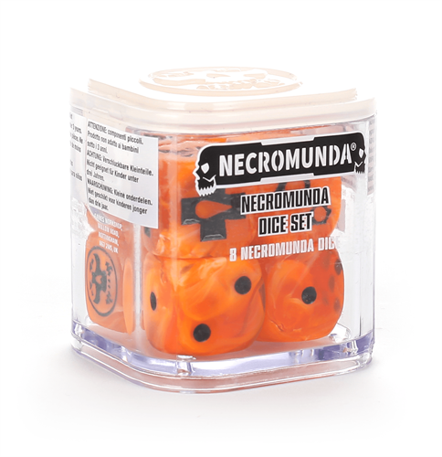 Necromunda Dice Set - фото 94788