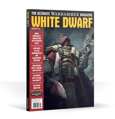 White Dwarf November 2019 - фото 94789