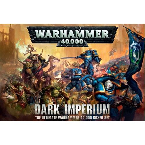 Warhammer 40000: Dark Imperium (english) - фото 94918