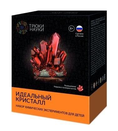 Трюки Науки - Идеальный кристалл (бордовый) - фото 95121