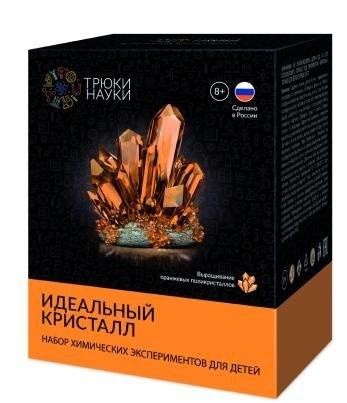 Трюки Науки - Идеальный кристалл (оранжевый) - фото 95125
