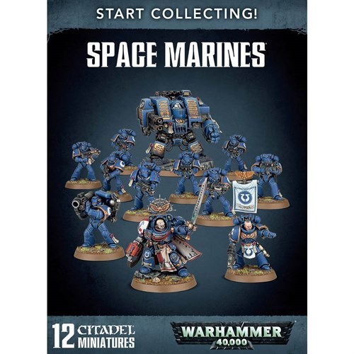 Start Collecting! Space Marines - фото 95286