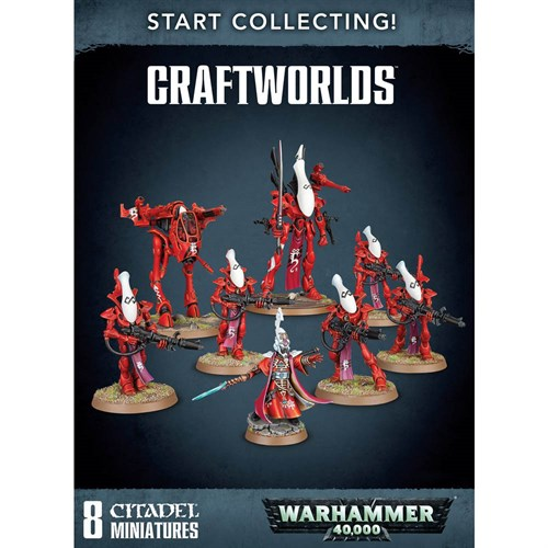 Start Collecting! Craftworlds - фото 95287