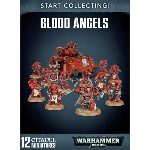 Start Collecting! Blood Angels - фото 95291