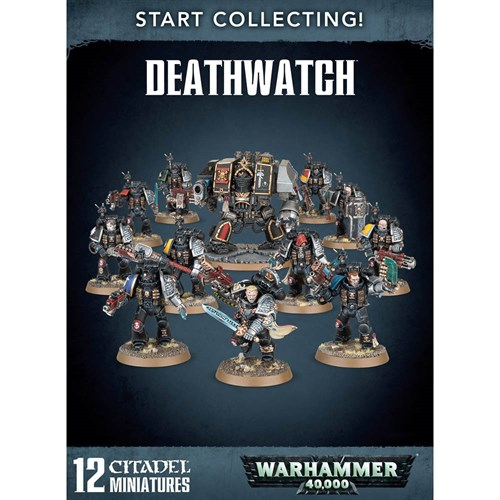 Start Collecting! Deathwatch - фото 95292