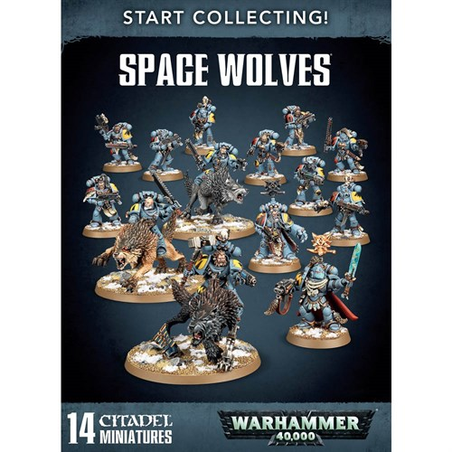 Start Collecting! Space Wolves - фото 95298