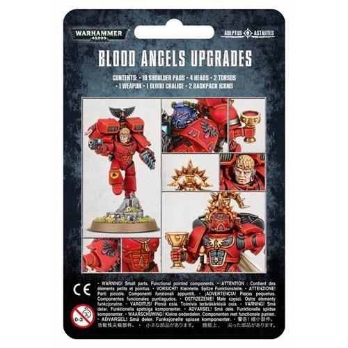 Blood Angels Upgrades - фото 95305