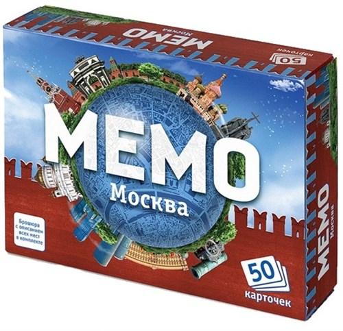 """Нескучные игры: Мемо """"Москва"""" - фото 95864"""
