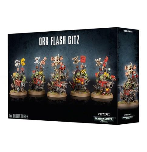 Flash Gitz Warhammer 40000 - фото 95963
