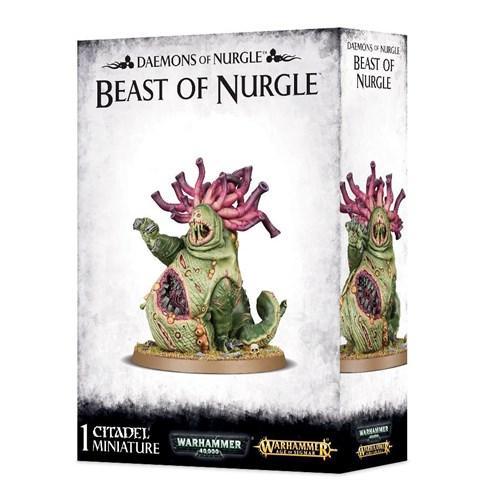 Daemons Of Nurgle Beast Of Nurgle - фото 96901