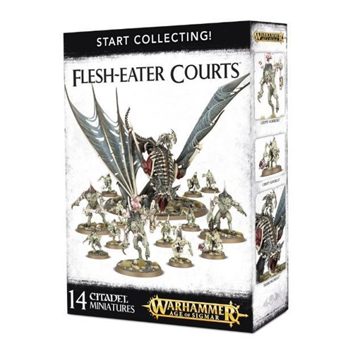 Start Collecting! Flesh-Eater Courts - фото 96940