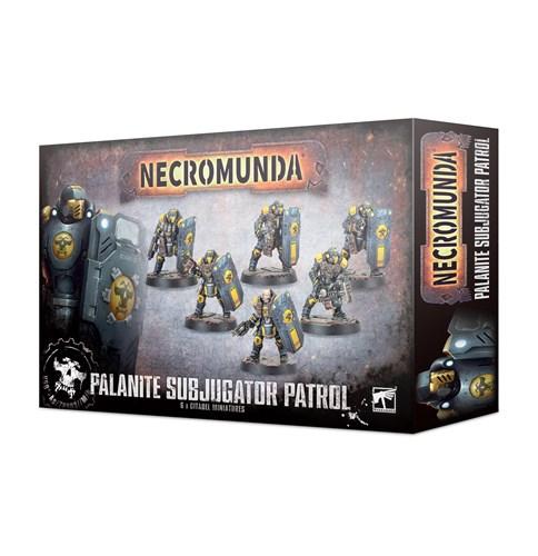Necromunda: Palanite Subjugator Patrol - фото 98378