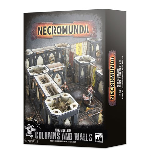 Columns & Walls Warhammer 40000 - фото 98380