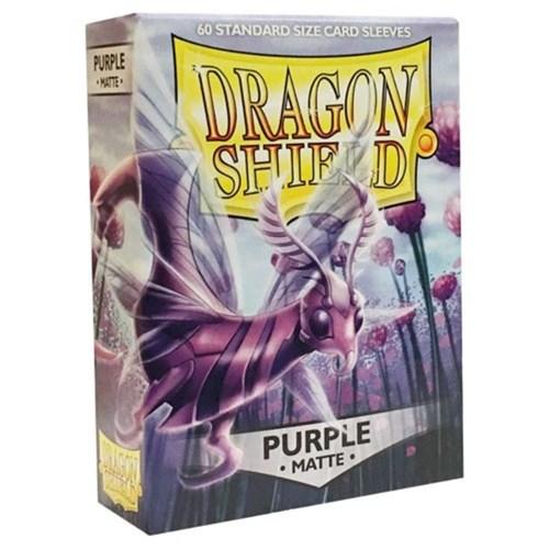 DS Sleeves: Matte Purple (60) - фото 98437