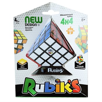 Rubiks: Кубик Рубика 4*4