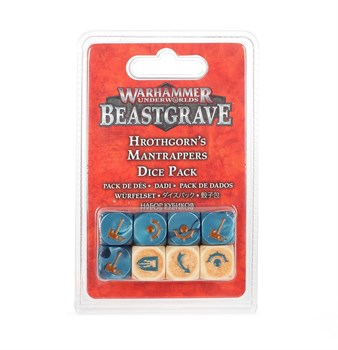 Hrothgorn's Mantrappers Dice Set