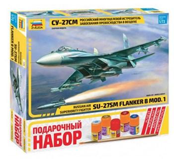 Подарочный набор Самолёт Су-27СМ