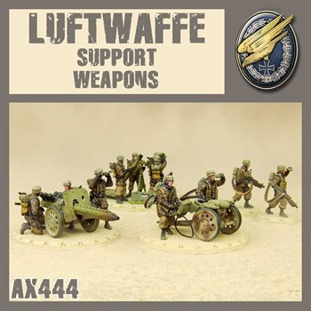 Luftwaffe Support Weapons - Rtp
