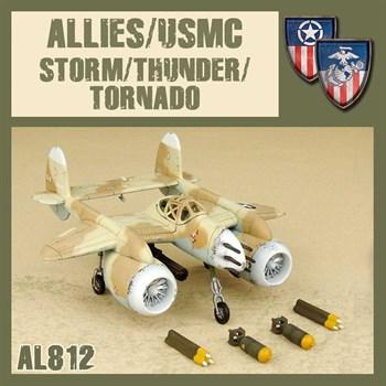 Allies/Usmc Storm/Thunder/Tornado - Rtp