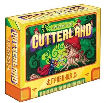 Cutterland. Грибница