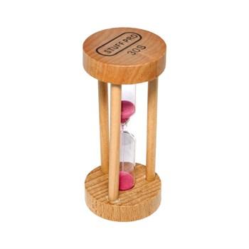 Деревянные песочные часы STUFF-PRO на 30 сек.
