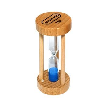 Деревянные песочные часы STUFF-PRO на 60 сек.