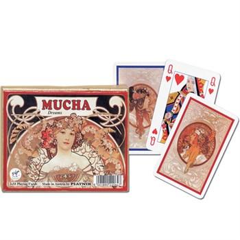 Карточный набор Муха-Мечты (2х55 листов)