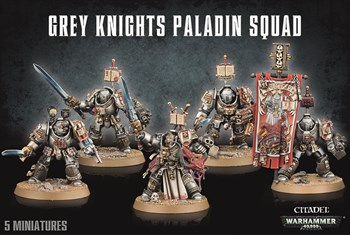 Paladin Squad