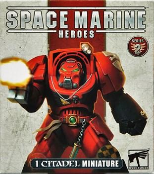 Бустер Space Marine Heroes 2
