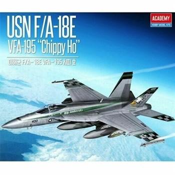 "Usn F/A-18e Super Hornet Vfa-195 ""Chippy Ho""  (1:72)"