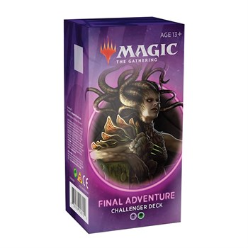 Challenger Decks 2020 Final Adventure
