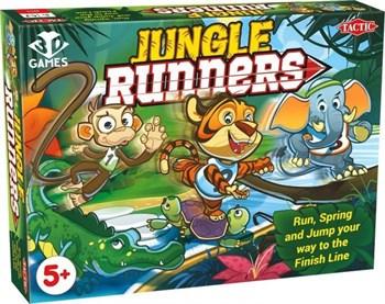 Настольная игра: Tactic:Гонки в джунглях