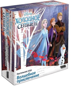 Настольная игра Холодное сердце 2 Волшебное приключение