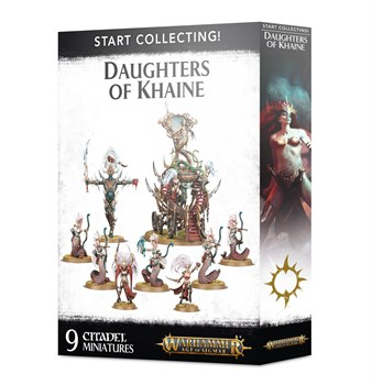 Start Collecting! Daughters Of Khaine Age of Sigmar