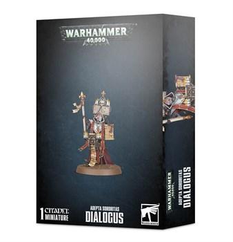 Dialogus Warhammer 40000