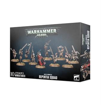 Repentia Squad Warhammer 40000