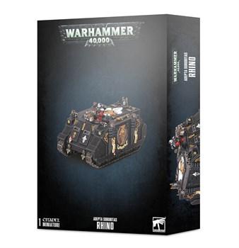 Adepta Sororitas Rhino Warhammer 40000