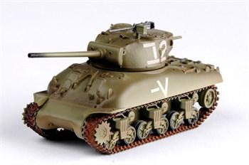 Танк  M4A1 (76)W Израиль (1:72)