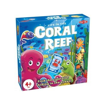 Tactic: Коралловый риф (Coral reef)