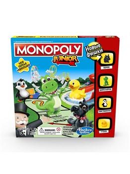 Настольная игра: Монополия Junior